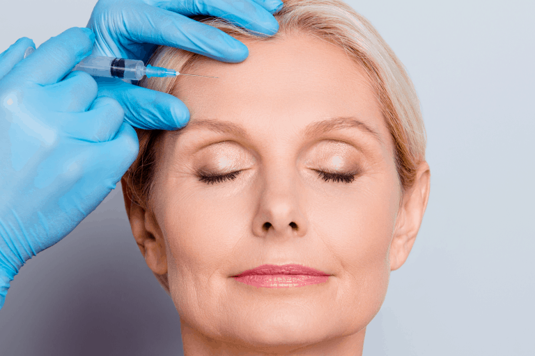 Brow Lift Botox Treatment