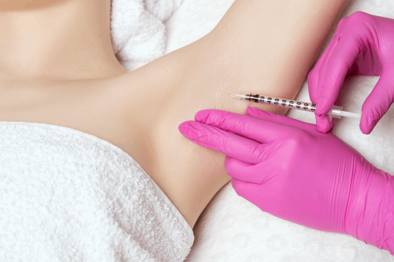 Hyperhidrosis Botox Treatment